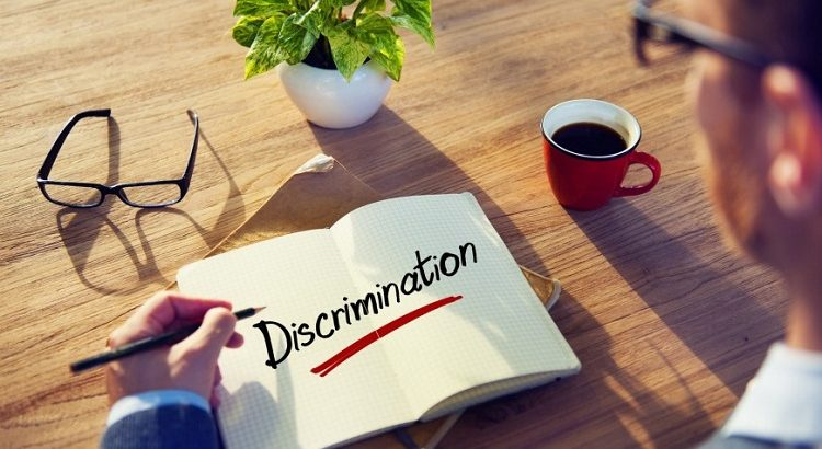 discrimination a raison de son origine