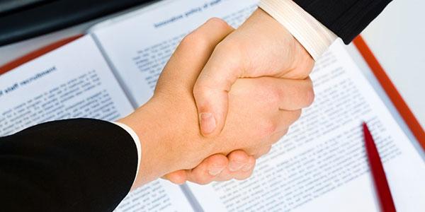 un pacte d'actionnaires