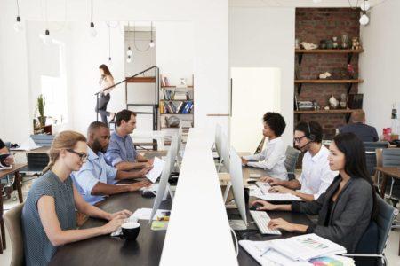 Les tendances en matière daménagement de bureaux professionnels
