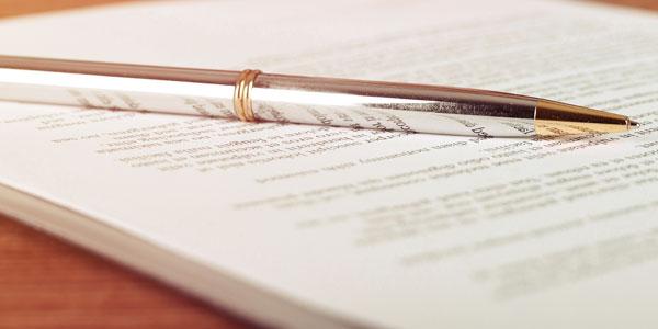 Traduction de documents juridiques