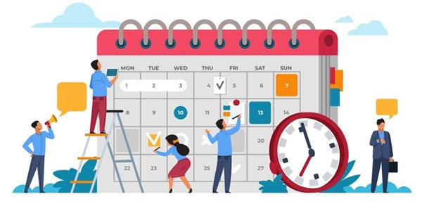 Affichage obligatoire horaire de travail